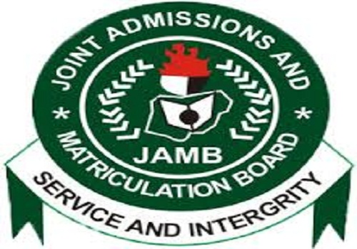 JAMB begins change of courses, institutions for 2017/2018 admissions image