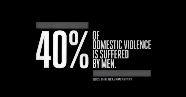 POOR REPORTAGE OF DOMESTIC VIOLENCE AGAINST MEN image