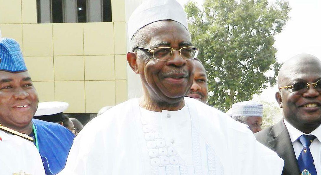 T Y Danjuma, Dogonyaro, Christian Elders blame Buhari administration for national crisis image